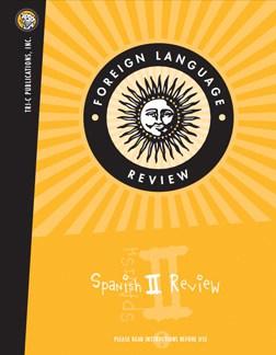 Spanish II Review Samples - Summer Skills